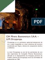 PPT - Minera Orcopampa