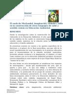 El Vuelo de Mackandal, Imaginación, Símbolo y Mito en La Construcción de Otros Lenguajes de Valor y Sentido Común en Educación Ambiental.