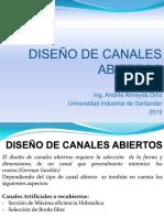 3_diseño de Canales Abiertos