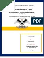 Monografia de Gestion de Factoring