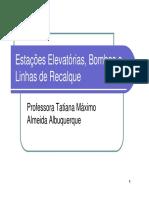 6.Aula Tati_sistemas Elevatórios- 2015