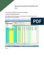 Panduan Operator Billing Explorer Ver Deskpro6 2007 F.09 Security #6 Edition