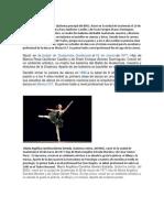Biografia de Danzas