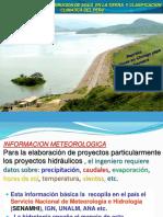 Clase 2 de Hidrologia