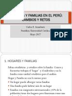 Hogares y Familias en El Peru 2017