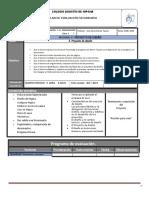 Plan y Prog de Evaluac 2o 5BLOQUE 17 18