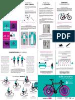 Guía Ciclista de la Ciudad de México. Sí puedo rodar - Versión Bolsillo