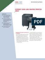 IBM Printer 6500 Manual