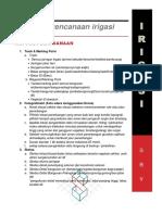 Metode Survey Irigasi