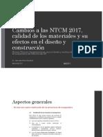 Cambios Ntc 2017 Calidad Materiales Diseno Construccion Estructuras Mamposteria Edificacion