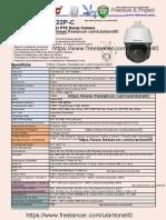 PTZ 6322SR X22P C Itinpdfmark