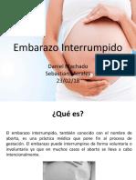 embarazo interrumpido