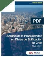 Analisis de la Productividad en obras de Edificacion en Chile 2013.pdf