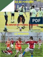 El Juego de Posesión (El Mister de Futbol Mundial)