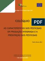 AS CARACTERÍSTICAS DOS PESTICIDAS