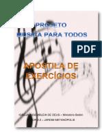 APOSTILA DE EXERCÍCIOS