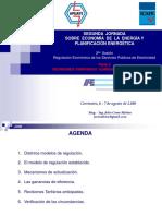 APUAYE - IAE - 6. Modelo Tarifario. Revisiones Quinquenales y Revisiones Anticipadas- Ing. Molin