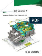 Brochure Geomagic Control Software