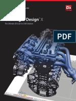 Brochure Geomagic Design x Software
