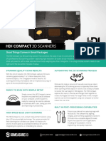 Brochure Hdi Compact 3d Scanner