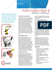 Brochure Microscribe i Portable Cmm