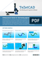 Brochure Tezetcad Software Tube Bending