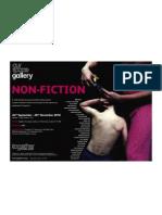 NON-FICTION EXHIBITION CATALOG