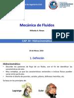 Cap.iii Hidrocinematica