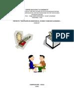 Proyecto Eddh - 2015 - La Sardinata