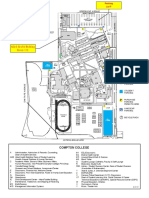 CEC Campus Map - Labeled