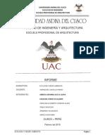 Informe Uac