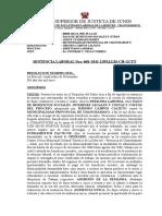 73758345 Sentencia de Pago de Beneficios Sociales