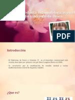 Alteraciones Odonto-estomatologicas en El Niño Con Síndrome De Down