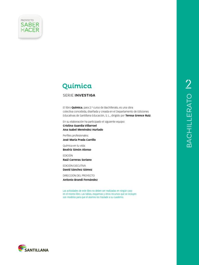 Muestra 1er captulo libro 2 bachillerato qumica santillana urtaz Images