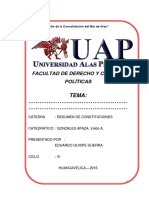 Comparacion Constitucion de Peru y Bvrasil