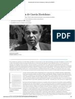Reivindicación de García Hortelano _ Cultura _ EL MUNDO