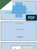 Dis Positivo s Cardiovascular Es