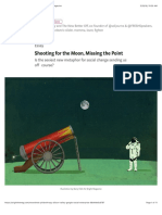 Shooting for the Moon, Missing the Point – BRIGHT Magazine