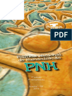 Politica Nacional de Humanização Folheto