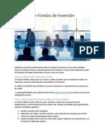 Gestoras de Fondos de Inversión en El Salvador por Luis Alonso Medina