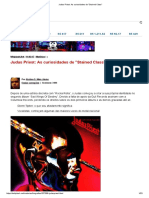 Judas Priest_ as Curiosidades de _Stained Class