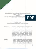 Peraturan Kepala BPJS No 1 Tahun 2018 Tentang Kegawat Daruratan