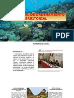2. Marco Legal de Ordenamiento Territorial