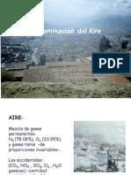 Contaminación Del Aire- Cea