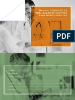 Manual Completo de Fidelização de Clientes Para Nutricionistas