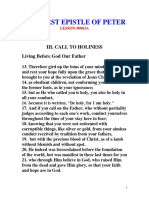 #0003a- The First Epistle of Peter.doc