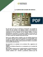 Prevencion y Control Del Lavado de Activos (1)