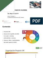 5.Gestion RAEE en Colombia