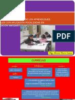 Sistema Curricular, Rutas y Aprendizajes Fundamentales Sutep