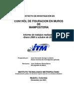 Control de Fisuracion y conceptos en albañileria.pdf